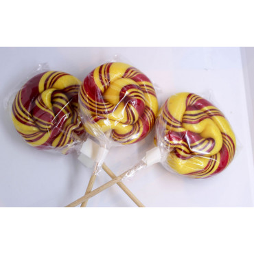 Kirsch-Banane- Lolly